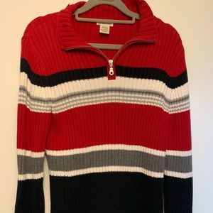 St John's Bay cotton sweater